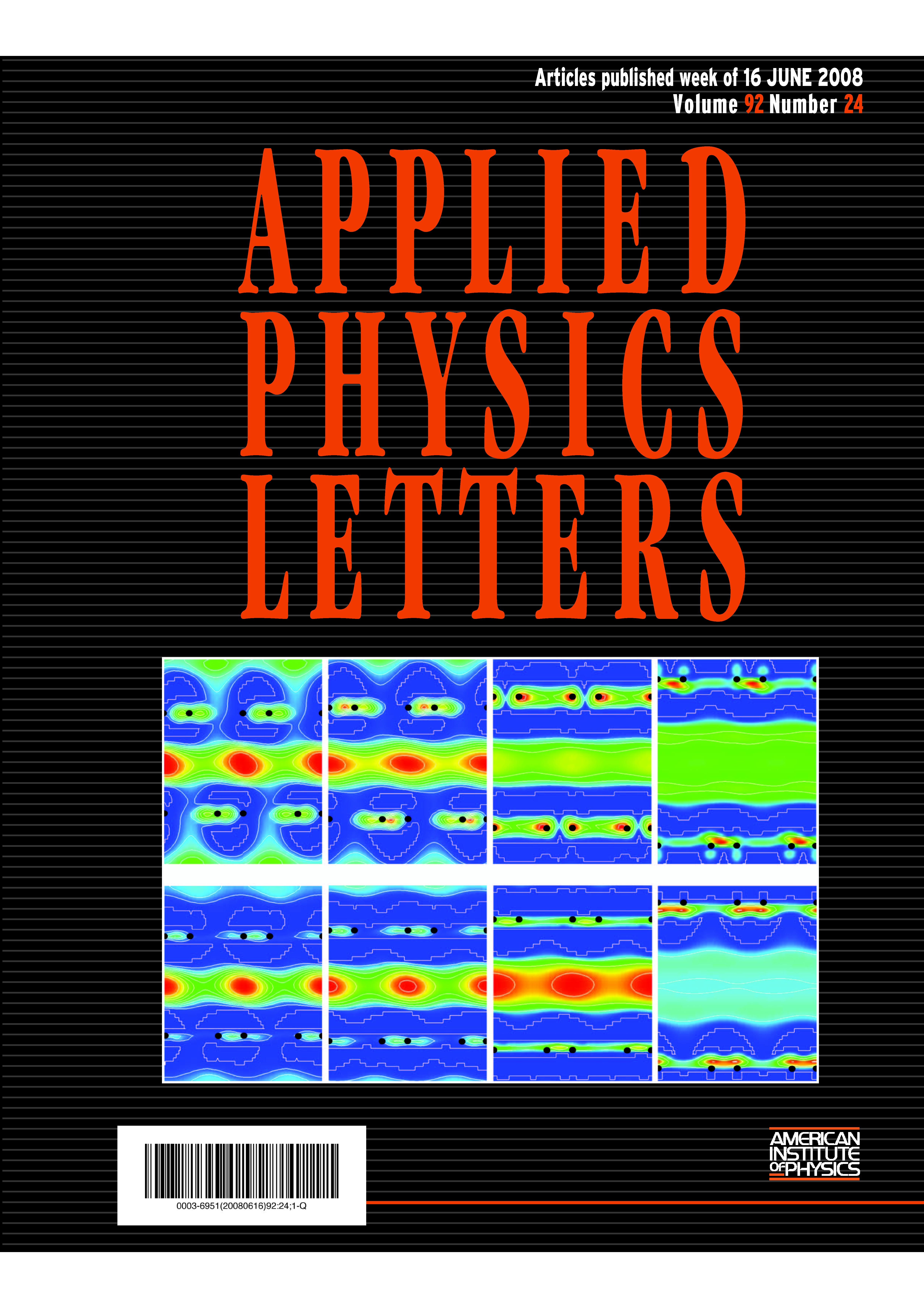 applied physics letters applied physics letters how to format cover letter 2345