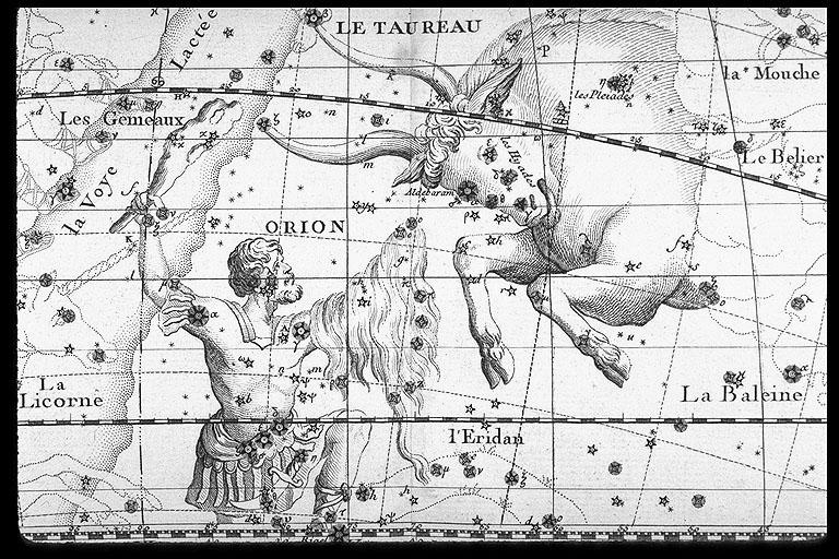 Constellations - Star map maker