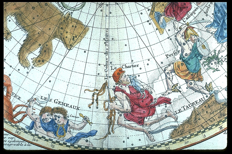 constellations from the great celestial atlases